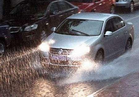 雨天开车必看!不注意这些,要吃大亏