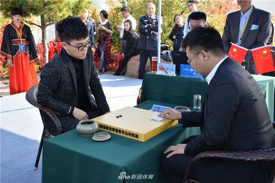 2017中国(华山)国际围棋大会中日韩对抗赛决赛