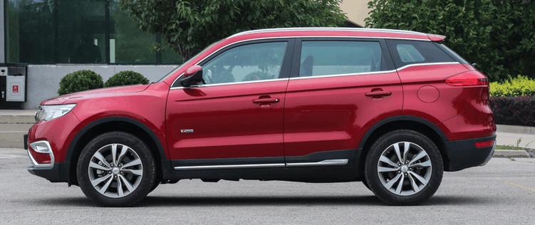 这辆国产车拥有合资车品质, 堪称最帅国产SUV