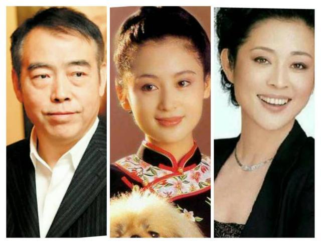 对比了倪萍和陈红的生活日常,终于知道陈凯歌钟情于陈红的秘密