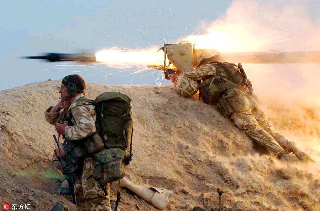 在美国和中国竞争之际,它们应避免军事对抗