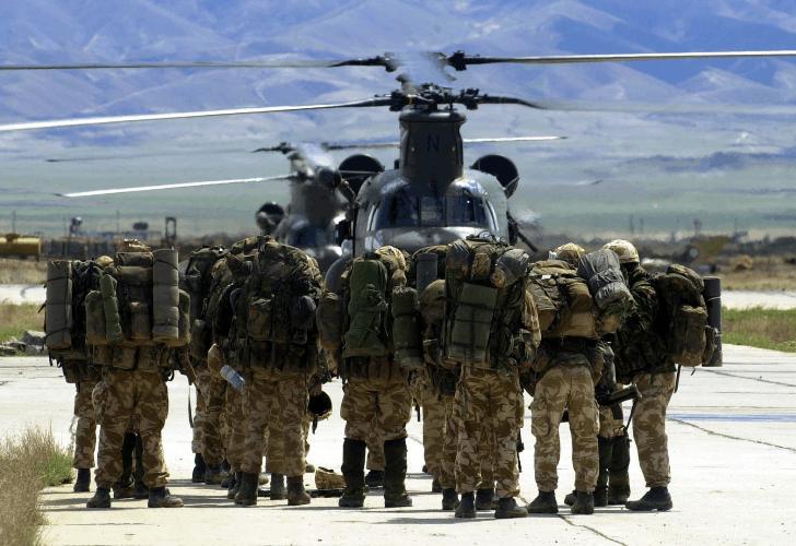 叙利亚战争中, 又一国加入俄叙部队阵营, 上万精兵有
