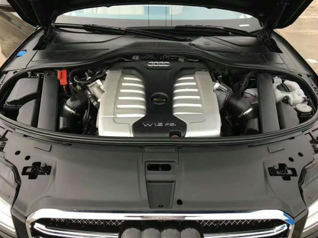 这款奥迪A8L售价50万 四座全景皮顶天窗,车主:好车全球最顶配