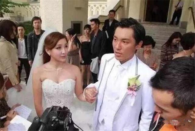 儿时被抛弃20岁受刘德华赏识 张颖康个人资料背景及老婆私照