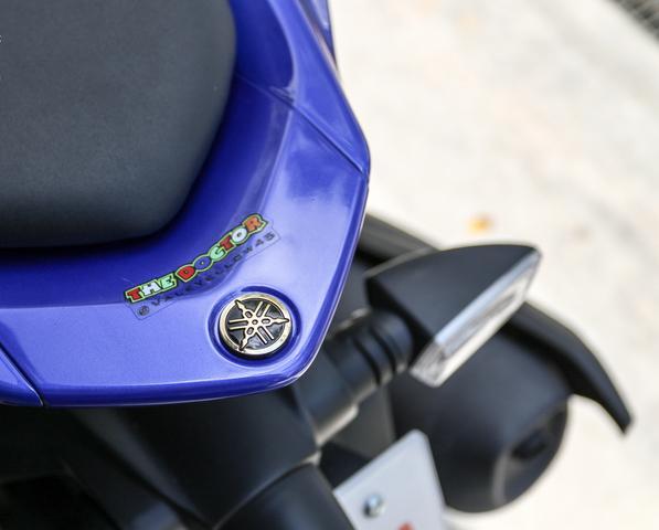 哈NVX 155\/Aerox 155 Movistar踏板摩托车实车