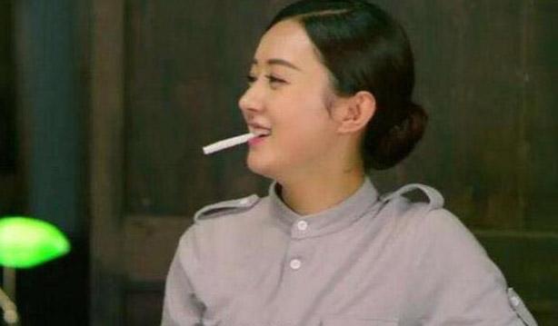 吸烟的女明星名单_女明星吸烟哪个最优雅你知道吗?