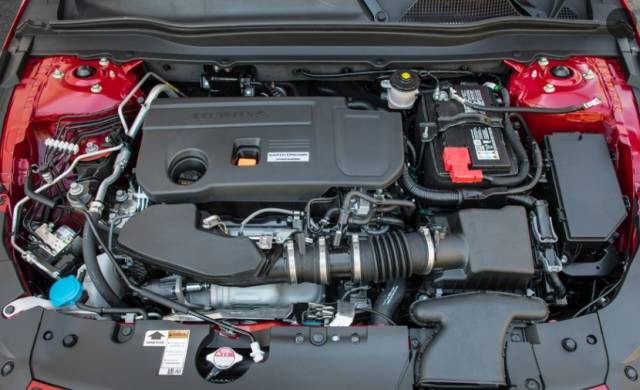 十代雅阁遗憾 动力缺少了V6发动机的兴奋感