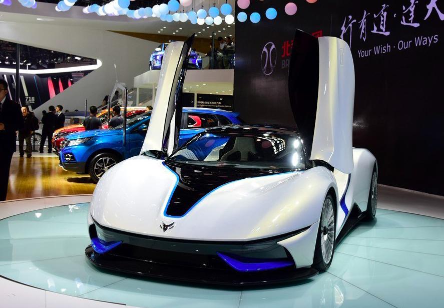7款将上市的超跑,国产骄傲,就问20万你买不买?