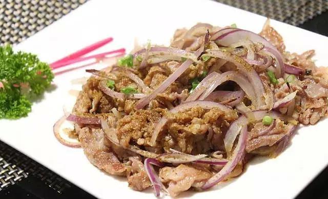 生味儿洋葱有些冲,但具有这些味道冲的保健正是v味儿等优秀的物质功三文果百香鱼酱图片