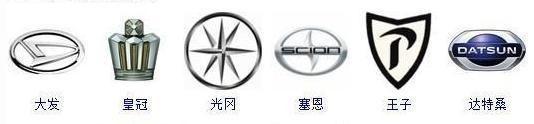 日本汽车标志大全, 能认识20个以上都是老司机