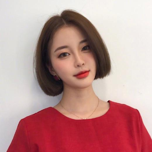 2018流行短发发型图片 10款最新女生短发抢先看