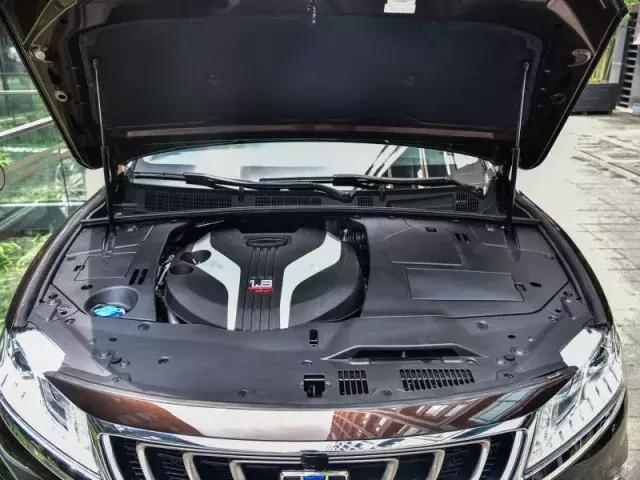吉利新博瑞:能不能坚守自主中高级车的标杆地位?