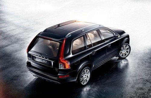 沃尔沃XC90,令人心动的完美产品的SUV车型