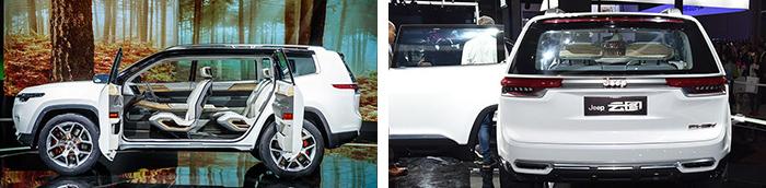 Jeep全新七座SUV2.0T+8AT输出281马力,汉兰达锐界途昂最强对手