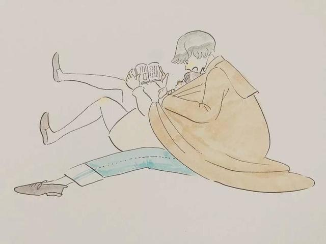 温暖的怀抱