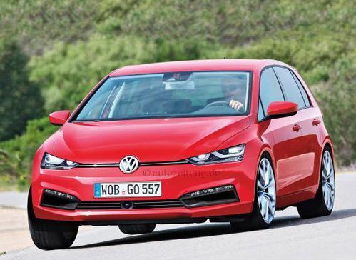最合适的车是大众,大众里最合适的车是高尔夫