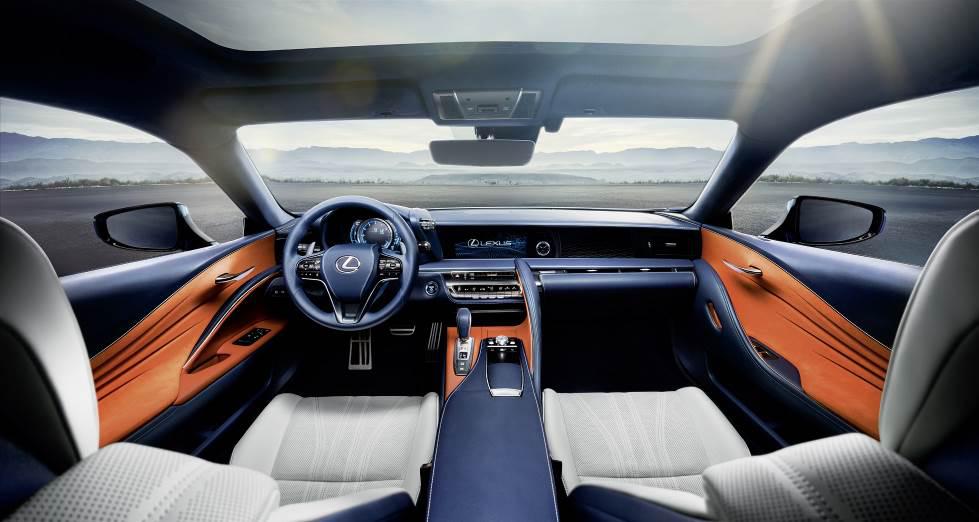 雷克萨斯三款新车发布预售价 全新LS 350  90万起