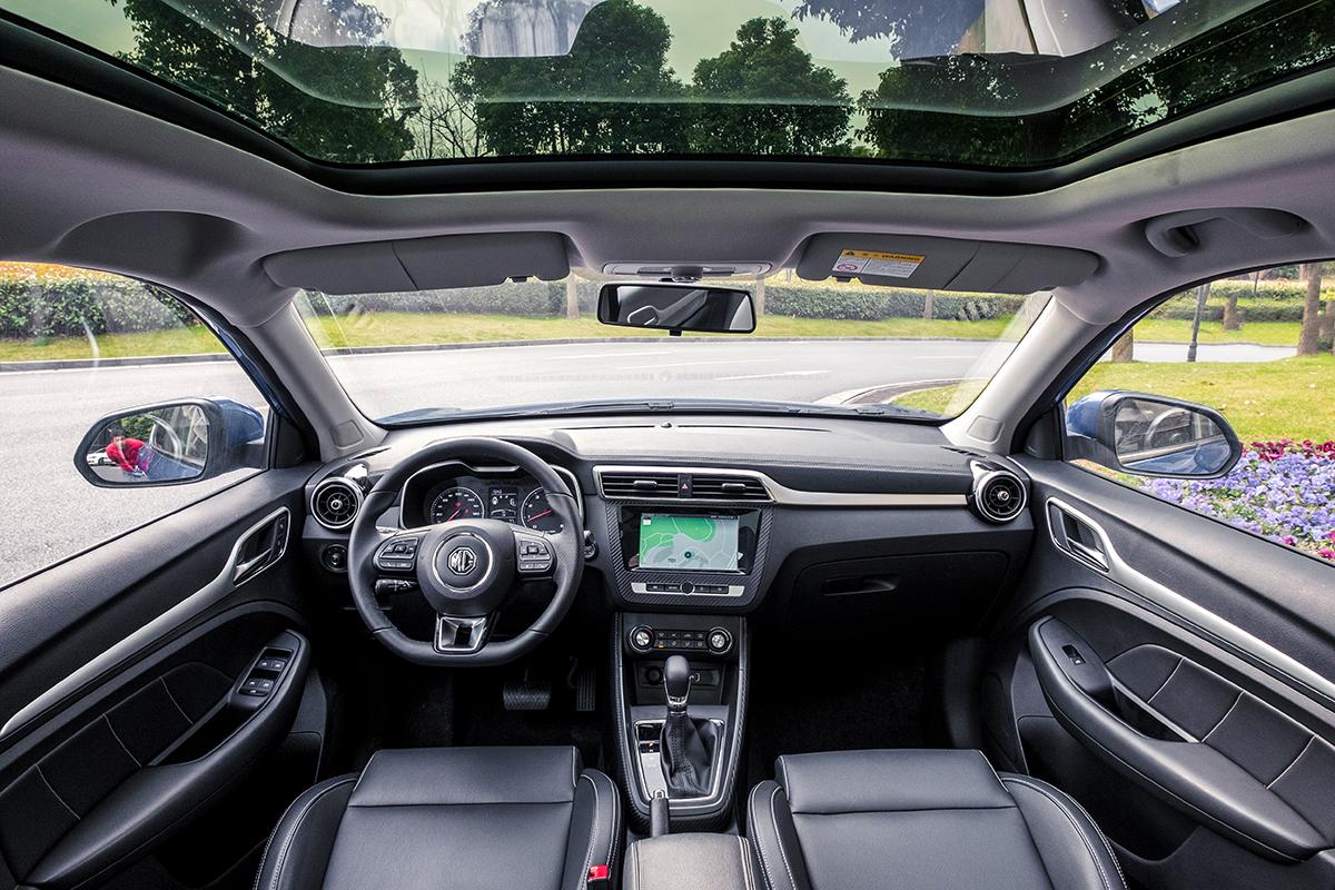最高速增长+最性能座驾 上汽名爵又迎销量新高