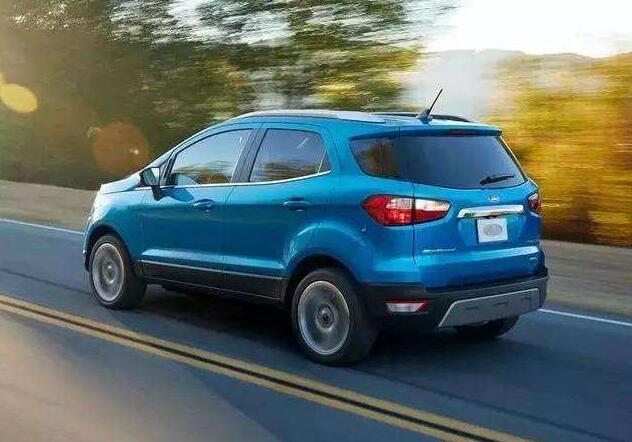 10万买SUV,要福特还是要日产?今天给你答案