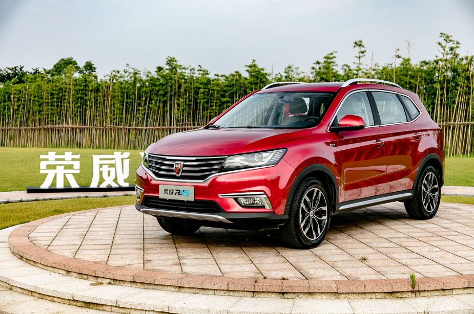 月销近3万! 荣威RX5连创销量新高 闯入SUV销量前五!