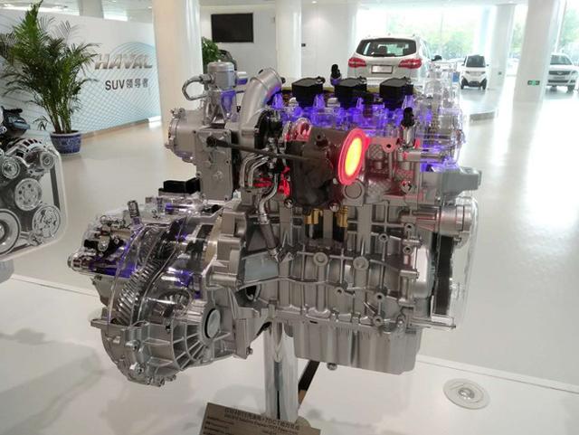 哈弗H6换代搭自主最强1.5T发动机?不服来战!