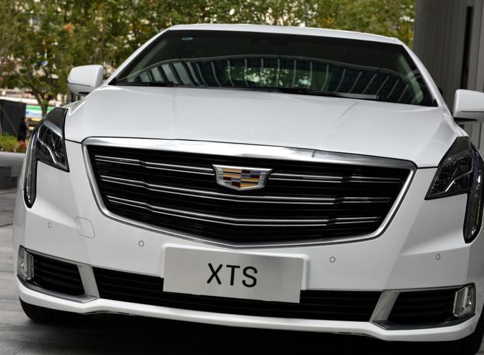凯迪拉克新款车型, 同级别中的亮点, 外观霸气