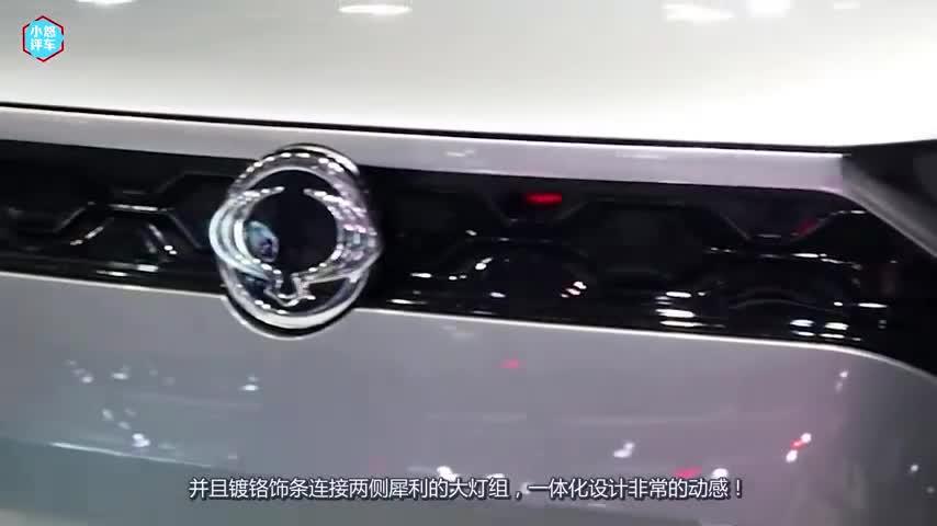 韩系车终于发怒了!7座SUV比路虎霸气,轴距2米7配四驱仅15万起