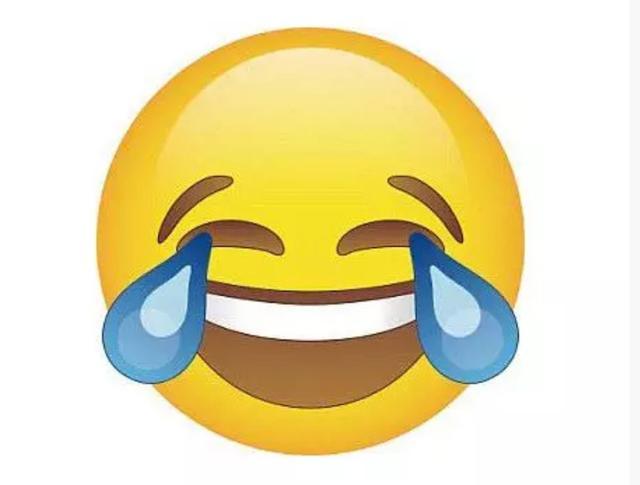 苹果emoji表情排行榜出炉,看到第一名我笑哭了图片