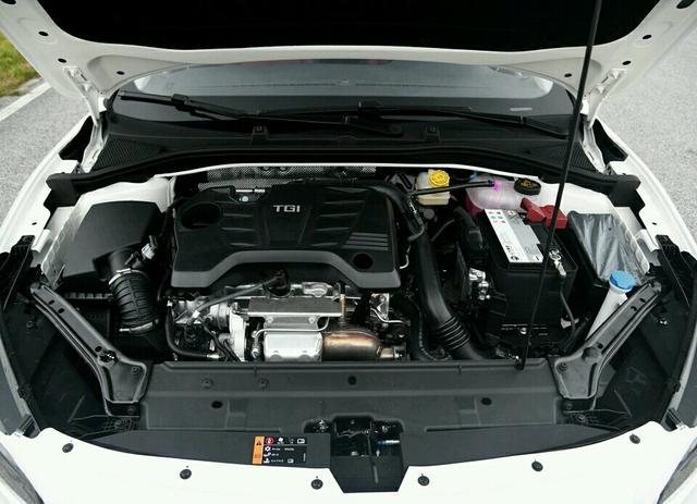 混动MG6亮相广州车展,油耗仅1.5L
