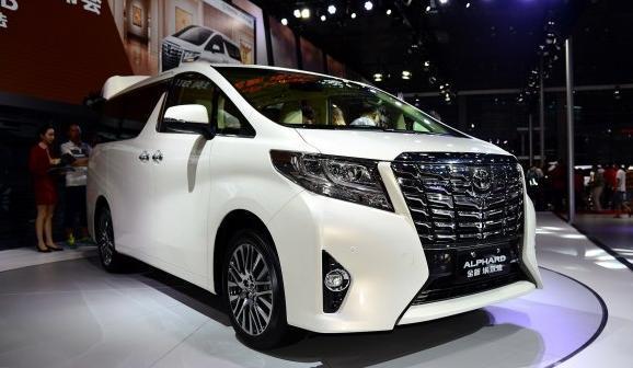 丰田2018款埃尔法,售价又上涨了,土豪表示不差钱!