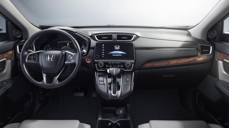 全新本田CR-V,省油耐造还很好看!