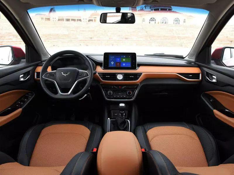 5万多你就可以买到一台后驱+独悬+7座的中型SUV