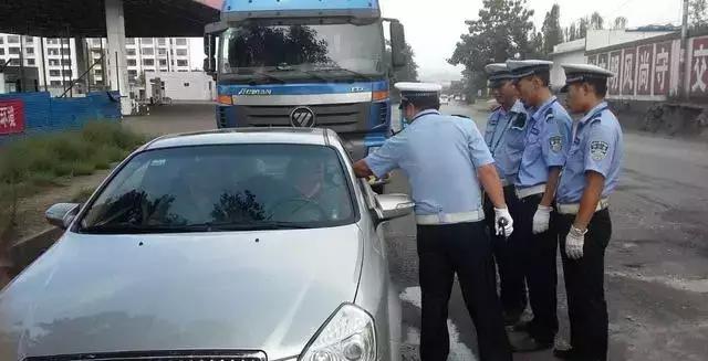 11月13日起:交警严查3款车,最后一款车一旦被查罚2000