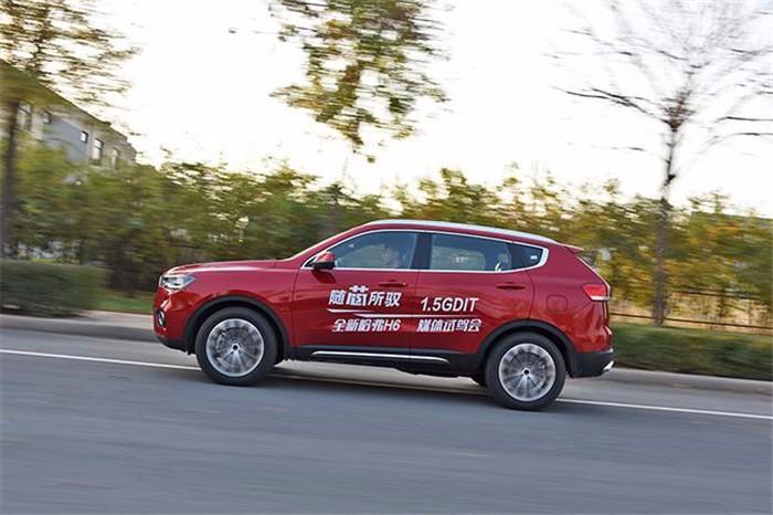 全新哈弗H4、H6 1.5GDIT将于广州车展正式上市