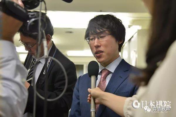 世界大赛四强 六年后井山归来、日本归来 轮椅之战杨鼎新留下遗憾