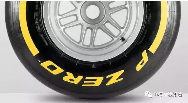 不同颜色居然有这么多门道,F1方程式赛车原来都用的这些轮胎!