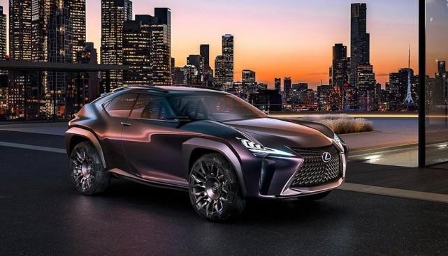 百公里5升油的雷克萨斯SUV, 外观像X6, 关键还不到20万高清图片