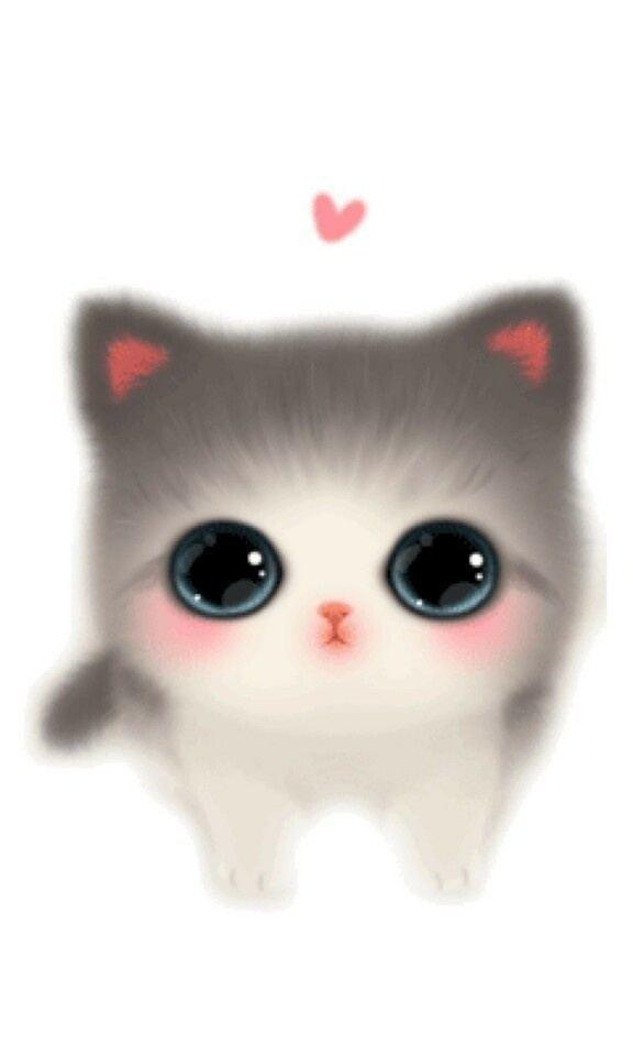 可爱猫咪头像!萌化了!