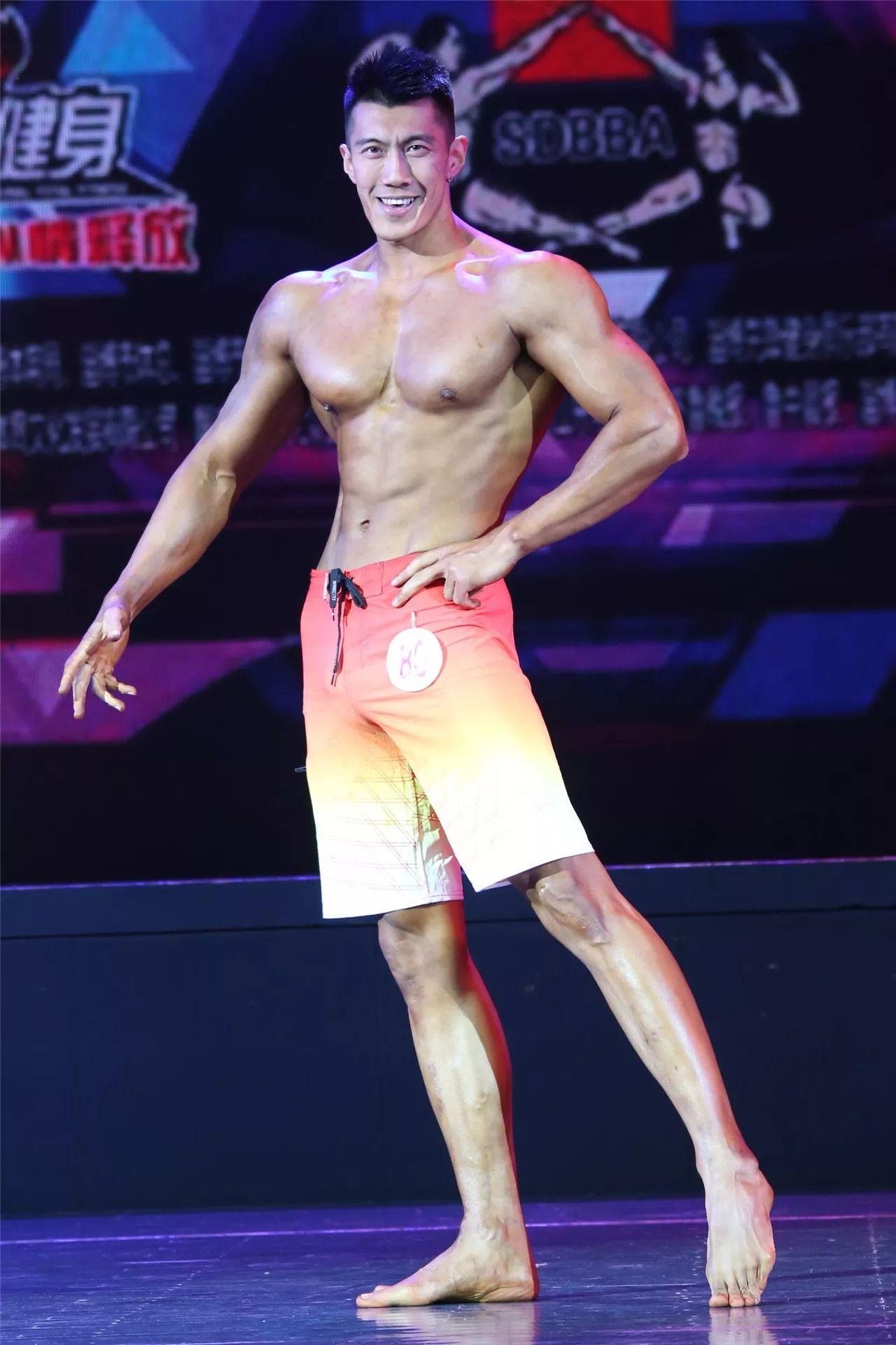 """名都论健""""汇祥·先锋健身杯""""中国山东健美健身精英赛磅礴落幕"""