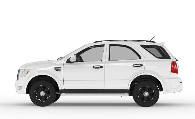 紧凑型SUV卡威路易斯上市,搭2.0T涡轮增压