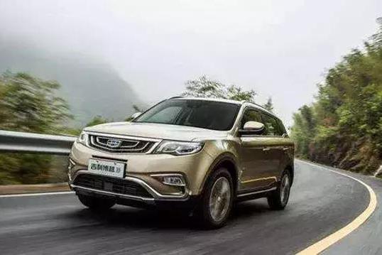 最具特色的中国品牌SUV,丝毫不输合资!