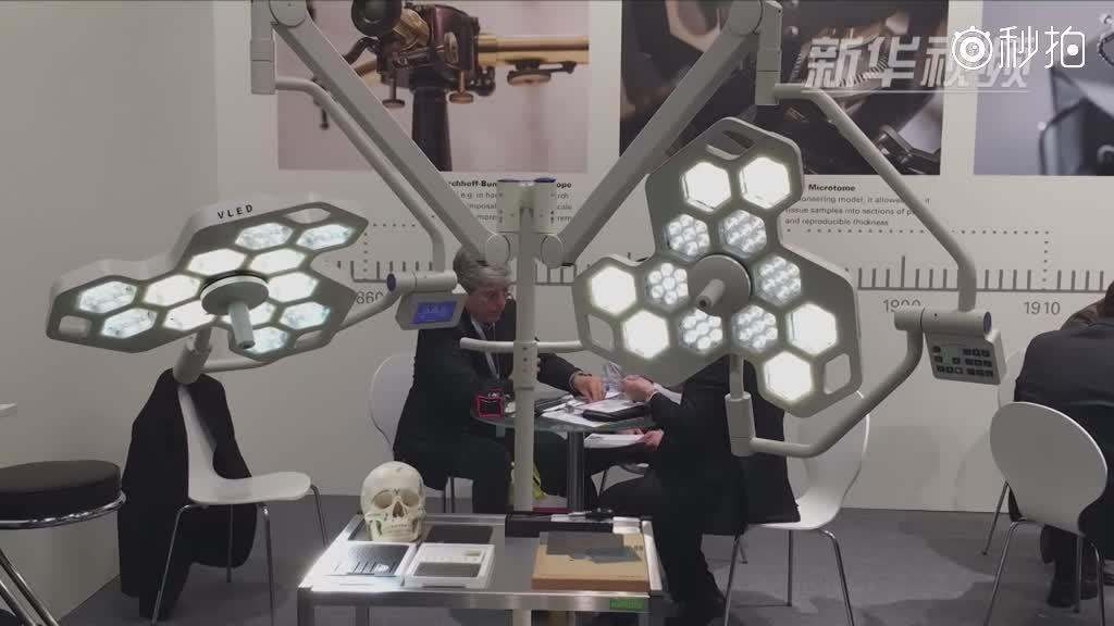 国际医疗器械设备展:移动医疗方兴未艾图片