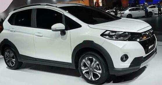 本田全新小型suv明年上市,比飞度还省油,只卖8万还买什么国产车高清图片