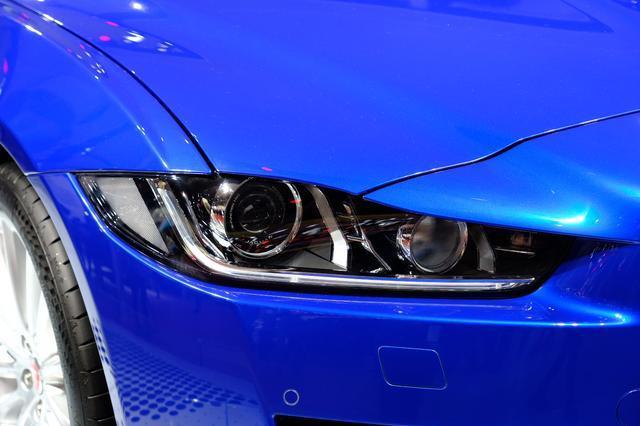 中型运动轿车捷豹XEL广州车展正式发布,终端价有望低于25万