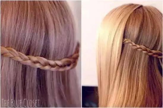 怎么把孩子扎头发 四款可爱扎法图解