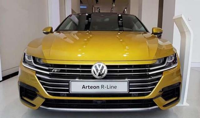 首台大众Arteon四驱版本到店实拍,颜值逆天,或售24万起!