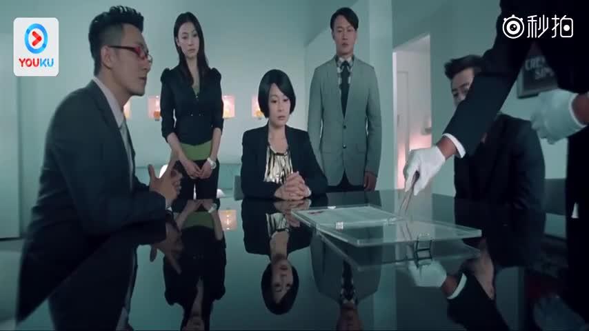 日本客户这就是故意刁难嘛!幸好有陈奕迅在,不然麻烦大了!