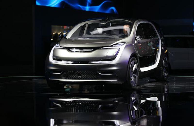 广菲克七座SUV明年二季度上市 新能源车型2019年首推中国