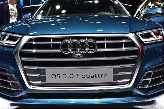 全新国产奥迪Q5L, 车身尺度直逼Q7