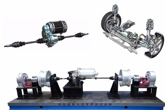 威衡科技-新能源汽车领域电机及<em>控制</em>器、车桥等检测方案